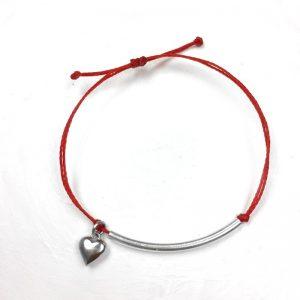 Line To My Heart Bracelet