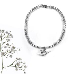 Crane Line Bracelet