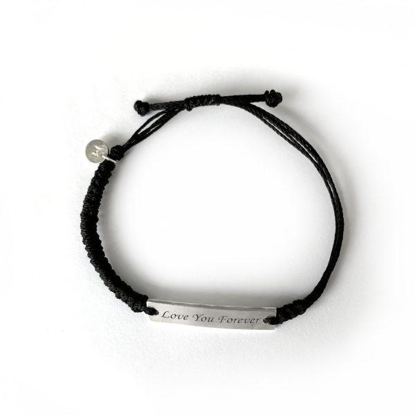 Long Engrave Bracelet