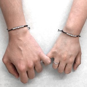 Eternity Couples Bracelet