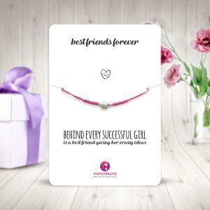 Silver Coil Friendship Bracelet