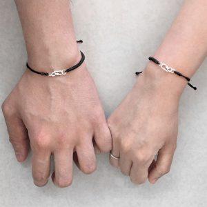 Clasp Couples Bracelet