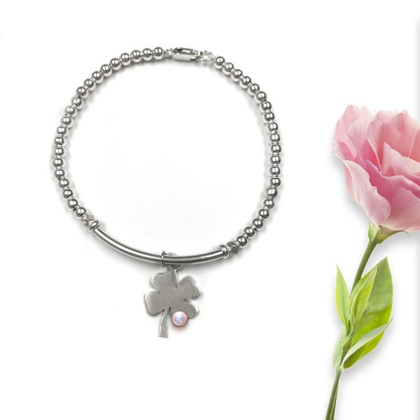 Lucky Charm Line Bracelet