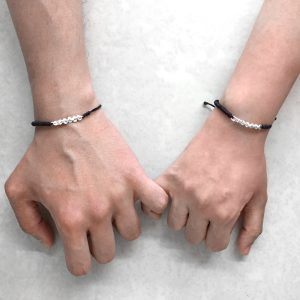 Mobius Couples Bracelet
