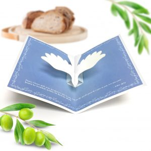 Peace Pop Up Card