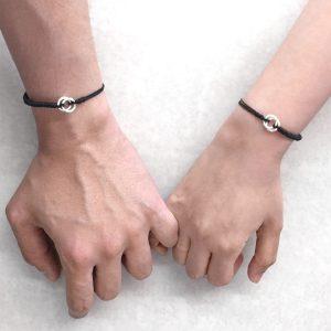 Trinity Couples Bracelet