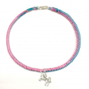 Unicorn String Bracelet