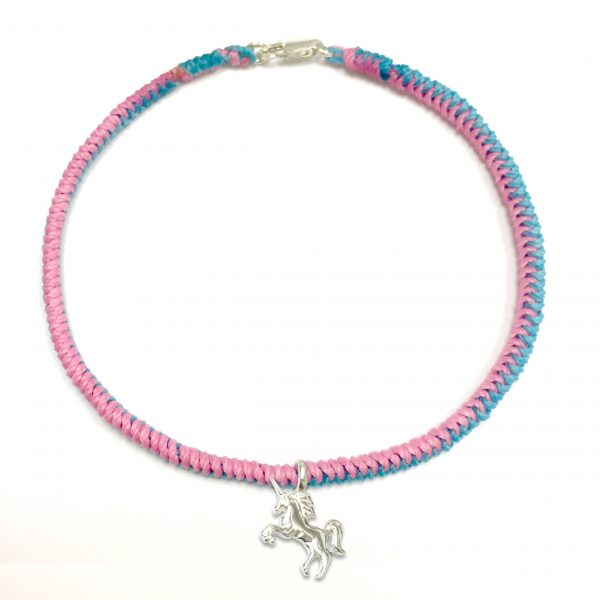 Unicorn String Bracelet