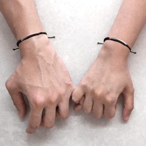 Sweet Linkage Couples Bracelet
