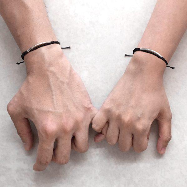 Sweet Linkage Couples Bracelet